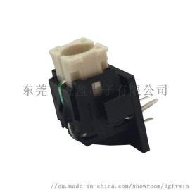 五盈TS20系列6*6mm弯脚侧按键带灯轻触开关