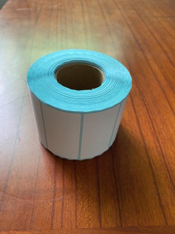 熱敏紙銅版紙不乾膠 深圳不乾膠