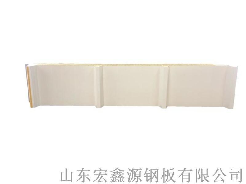 聚氨酯夹芯板聚氨酯屋面板 山东聚氨酯屋面板