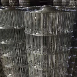 镀锌铁丝屯玉米网/玉米楼铁丝网