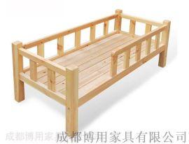 德阳幼儿园床定制 绵阳儿童床实木床厂家