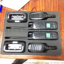 加工定制化妆品工具箱eva内衬包装盒