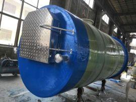 一体化泵站,一体化预制泵站远程监控型I