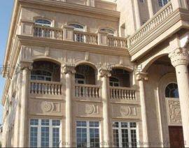 西安雕塑厂供应罗马柱 景观柱 方柱圆柱 造型柱