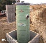 玻璃鋼一體化污水泵站全國項目包安裝