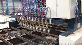 龙门式数控切割机 火焰等离子切割机 板材下料切割机