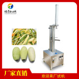 木瓜菠萝去皮机 电动瓜果削皮机 冬瓜南瓜去皮机厂家