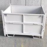 折叠式金属周转箱 仓储笼 金属网箱 围栏托盘箱