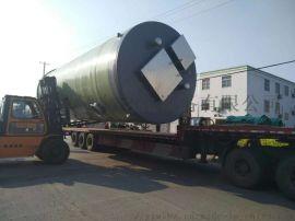 汉中一体化污水提升泵站