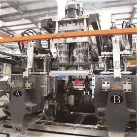 K15D-620型堆码桶双工位10-30L吹塑机
