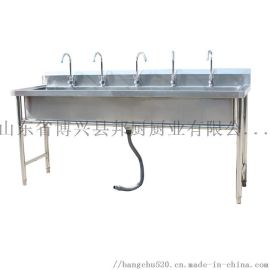 单池长条水池 水槽洗手盆 洗碗池洗刷池不锈钢水槽