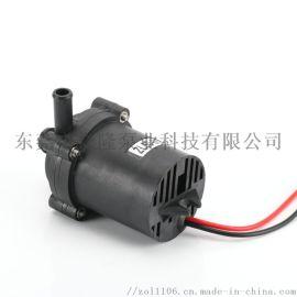 24V水泵耐高温太阳能热水循环增压无刷微型水泵