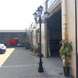 欧式庭院景观灯特色广场立柱灯室外LED灯具