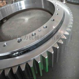 厂家直销外齿式回转支承,高精度高耐磨旋转轴承
