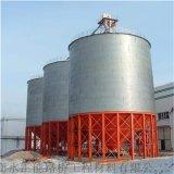 厂家直供粮食钢板仓 装配式钢板仓 沙石料钢板仓