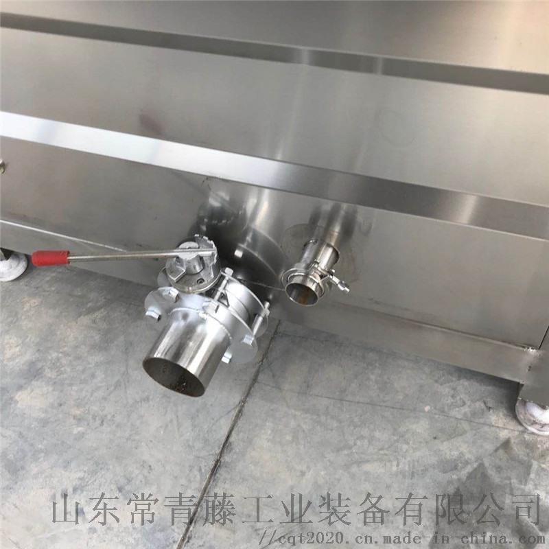 饮料巴氏低温灭菌机 隧道式巴氏杀菌机