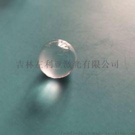 K9光学玻璃高密度实心圆球形光学透镜