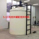 10吨食品厂污水处理储水罐