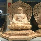 昌东工艺木雕三宝佛厂家,木雕三宝佛雕刻生产厂家