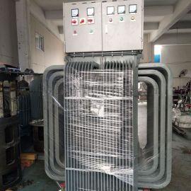 三相380V油浸式大功率稳压器隧道设备用升压器