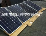 路面監控8KW太陽能發電系統由深圳鴻伏科技供應