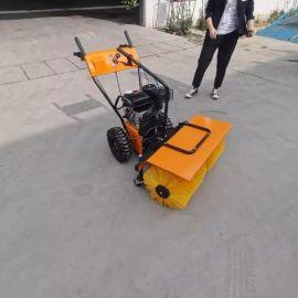 全自动破冰除冰车扫雪机 手推式道路除雪清雪机