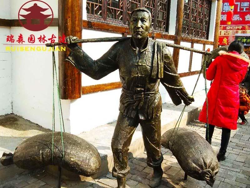 云南雕塑厂家,假山人物动物佛像加工定制