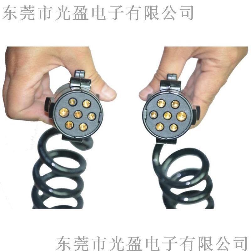 1平方、控制灯连接线缆、货柜车拖车线