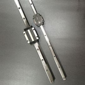 国产直线导轨滑块滑轨滑台HGH20线性方型法兰型