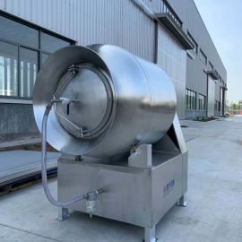 烧烤肉滚揉机腌制机 可抽真空滚揉机生产厂家