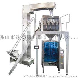 法德康机械 多功能 量杯自动计量立式包装机