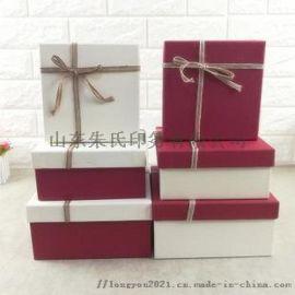 朱氏食品礼品包装盒定制加工厂家