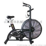 風扇車健身風阻單車阻力單車磁控單車