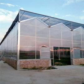 阳光板温室大棚造价 新型智能温室承建商