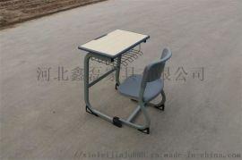 河北单人学生课桌椅 培训课桌椅 课桌椅生产厂家直销