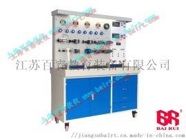 4.液压泵溢流阀与节流阀特性液压实验台--