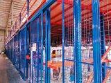 江门组合式阁楼货架仓储仓库多层阁楼组合钢结构
