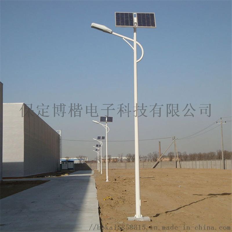 太陽能LED路燈 各種款式的燈頭 農村小區道路燈