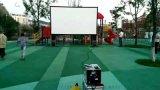 惠影一體化HY6600農村公益數位電影放映機