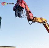 液壓錘振動打樁機 挖機振動打鋼管樁機