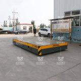 非標定製10T軌道平板車低壓軌道平車模具運輸車