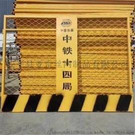 电梯井口防护门 建筑施工电梯门 井口安全防护门