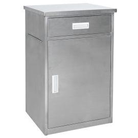SKS006-1多功能床头柜 不锈钢储物床头柜