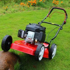 自走式汽油四冲程剪草机 草坪修剪机 手推式割草机