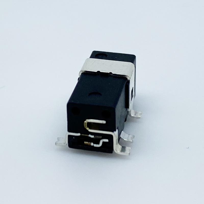 廠銷全貼板上6.0DC插座公座,5腳電源直流插座