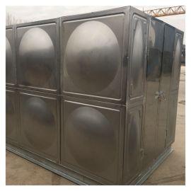 组合式消防水箱 居民小区水箱 玻璃钢水箱 泽润