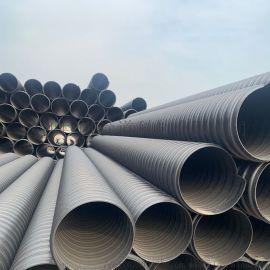 西安HDPE钢带增强螺旋波纹管