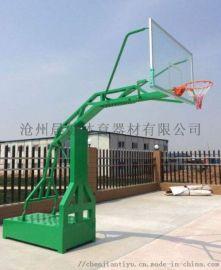 移动箱体篮球架,篮球架厂家