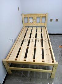 专业生产实木床