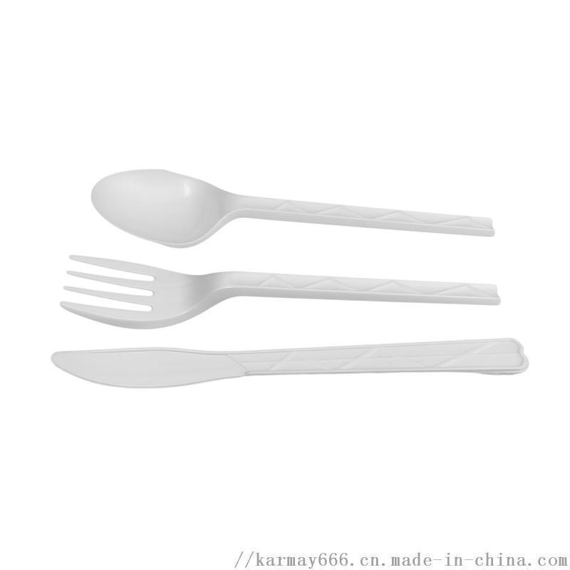 純PLA可降解食具3件套